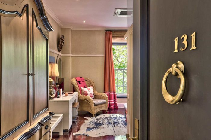 Boutique hotels in Cape Town