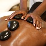 Awaken your body through hot stone massage